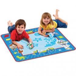 Toy Story kilimėlis piešimui vandeniu