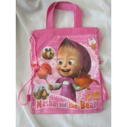 Sportinis krepšys Maša ir lokys