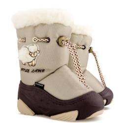 Demar Lamb sniego batai