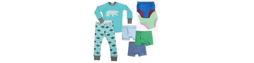 Apatinis trikotažas, pižamos
