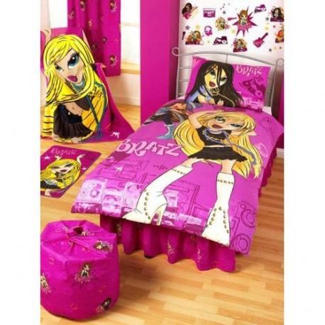 Bratz patalynė viengulei lovai