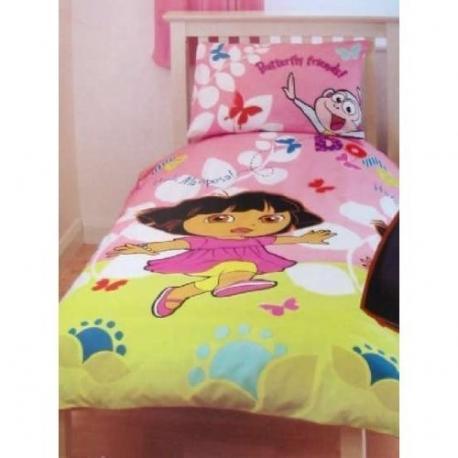 Smalsutės Doros patalynė viengulei lovai