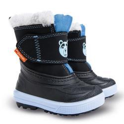 Demar Bear batai žiemai Blue 22/23, 24/25,26/27d